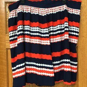 ADORABLE ModCloth Skirt 2X